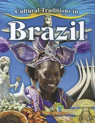 Cultural Traditions in Brazil by Molly Aloian 918.1 ALO Brazil's culture is a blending of ancient traditions passed down by the native peoples, and the religion and culture of Brazil's Portuguese conquerors. This fascinating book describes how native and Portuguese traditions, beliefs, and rituals have combined.