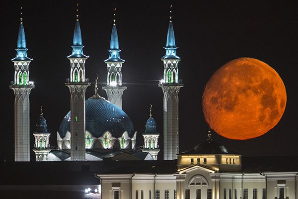 Blue moon: What is it and where can you see it? - CSMonitor.com