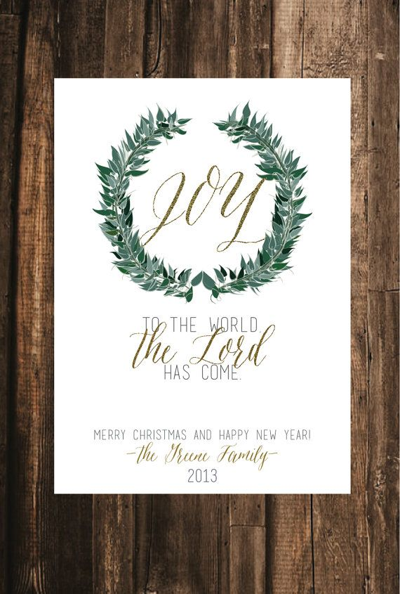 The 25+ best Christian christmas cards ideas on Pinterest - christmas card word template