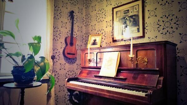 Aikamatkalla Sibeliuksen syntymäkodissa / The Birth house of Jean Sibelius, Hämeenlinna