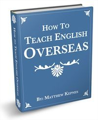 How to Get a Teaching Job Overseas - an ebook I'll eventually have to get. Teacher Interviews, info about certification and individual countries.