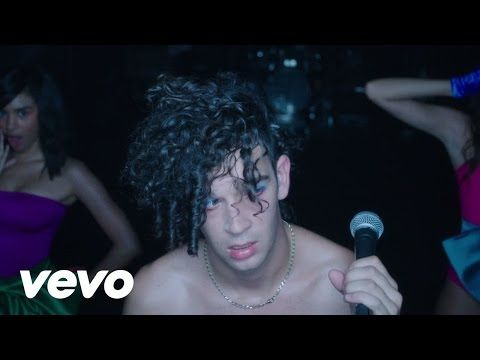 """The 1975 - 'Love Me' ... from the great new album by the British rock quartet,  """"I Like It When You Sleep, For You Are So Beautiful Yet So Unaware Of It' ... reminds of a young, modern-day INXS.  - YouTube"""