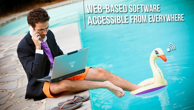 Web based tool accessible from everywhere