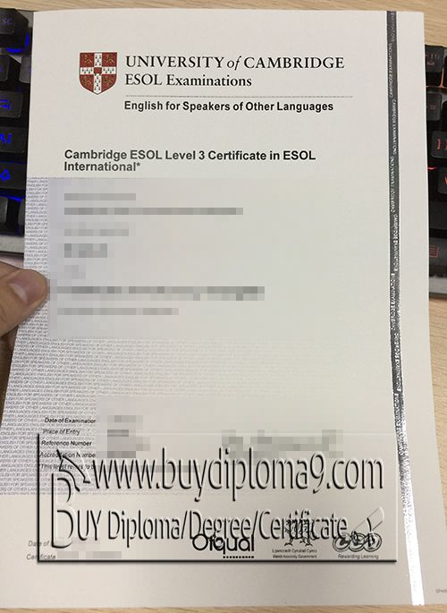 ESOL certificate, Buy diploma, buy college diploma,buy university diploma,buy high school diploma.Our company focus on fake high school diploma, fake college diploma university diploma, fake associate degree, fake bachelor degree, fake doctorate degree and so on.  Email: buydiploma@yahoo.com  QQ: 751561677  Skype, Cell, what's app, wechat:+86 17082892425  Website:http://www.buydiploma9.com