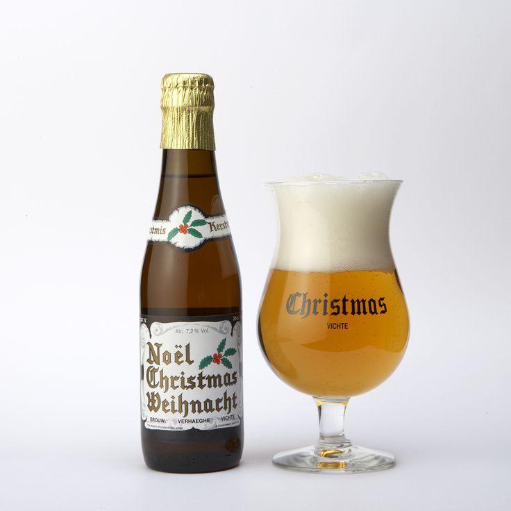 """""""Christmas-Verhaeghe"""" is een bier van een hogere categorie en wordt gebrouwen op basis van water, mout, hop en gist. Het stamwortgehalte van de """"Christmas-Verhaeghe"""" bedraagt  17 Hl°Plato.  De licht gebrande moutsoorten geven de diep goudgele kleur. De kruidige hopsoorten de fris bittere smaak. Na bet brouwproces wordt bet bier voor een eerste maal gelagerd gedurende circa 14 dagen. Tijdens de tweede lagering krijgt bet bier een vollere smaak. Deze lagering neemt een einde wanneer een…"""