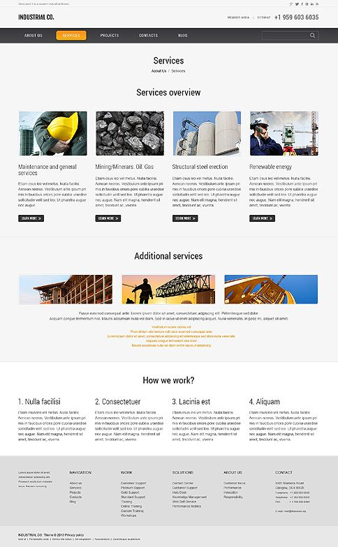 681 best web design tips tricks images on pinterest for Best industrial design companies