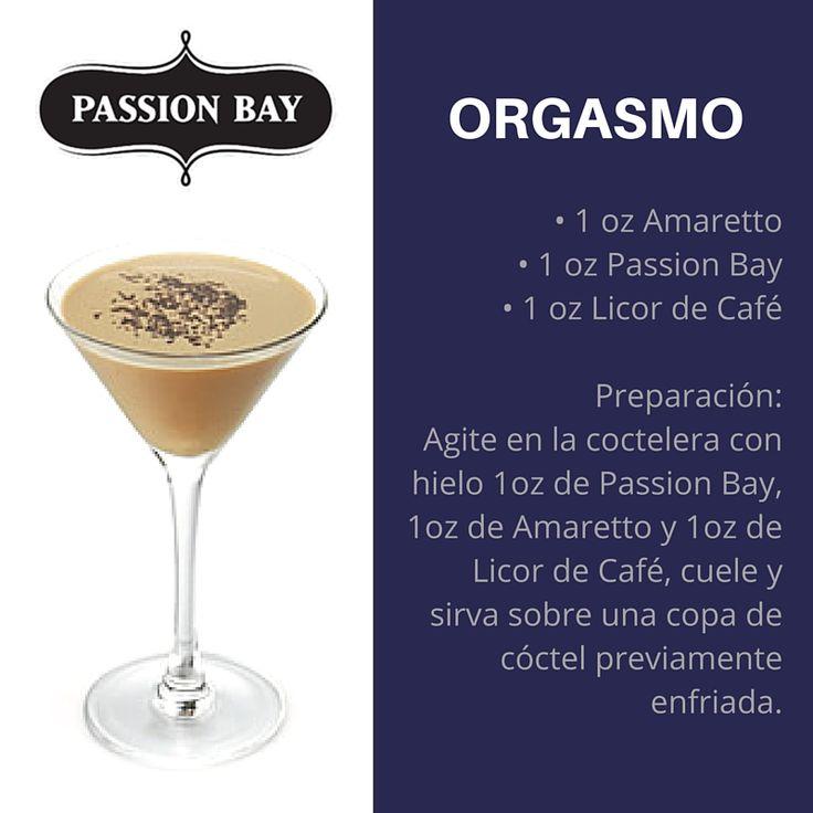 Probá el delicioso Passion Bay!  #PassionBay #Coctel #Cocktail #Orgasmo