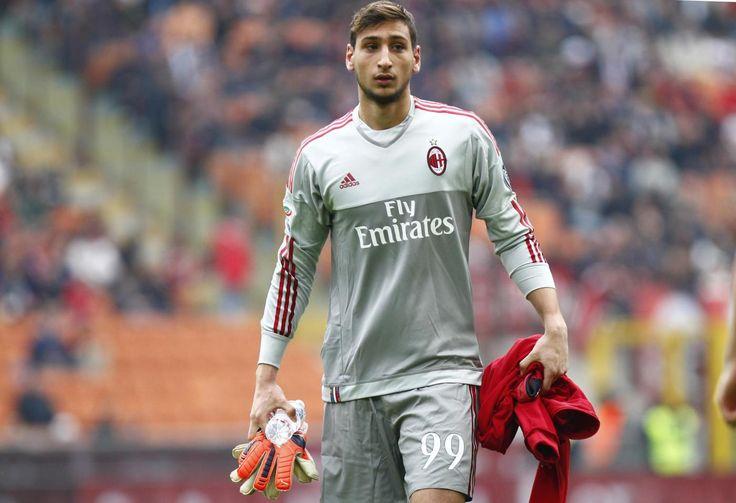 Milan, il giovane Donnarumma all'esordio: è record!