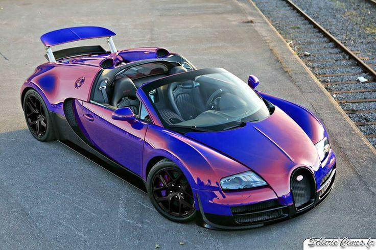 Chameleon #Bugatti #Veyron