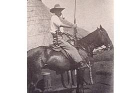 Harry Wolhuter. This Day in History: Mar 26, 1898: Hunting is prohibited in the area that is now the Kruger National Park http://www.history.com/this-day-in-history