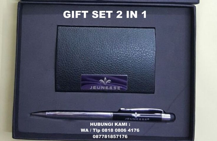 Giftset Promosi 2 in 1, Barang Promosi Gift Set 2 in 1 Pen Namecard, 2 in 1 Gift Sets, Gift Set 2 in 1 Tempat Kartu Nama Pulpen