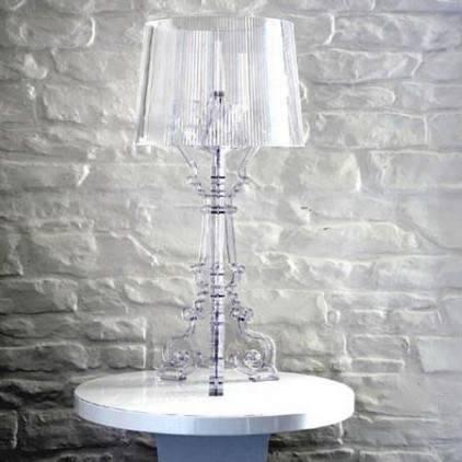 fc66a7f569f8b974a2e4f676a3138154  lampe bourgie all white 5 Incroyable Lampe à Poser Kartell Kqk9