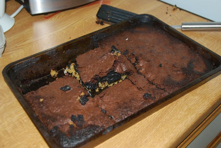 Oh dear - last night's experiment did NOT go well!