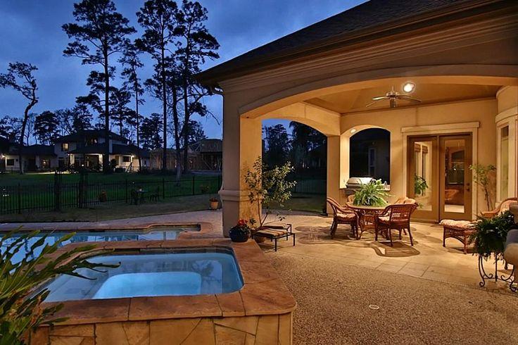 Custom Home In Auburn Lakes