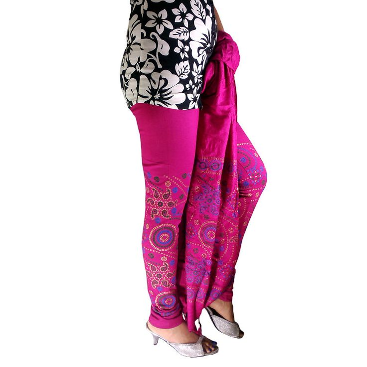 Fashion LifeStyle Legging With Stole Matching Combo for Girls Winter Collection