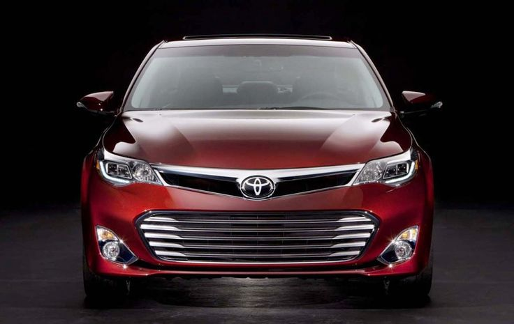 TOYOTA AVALON 2015 REVIEW
