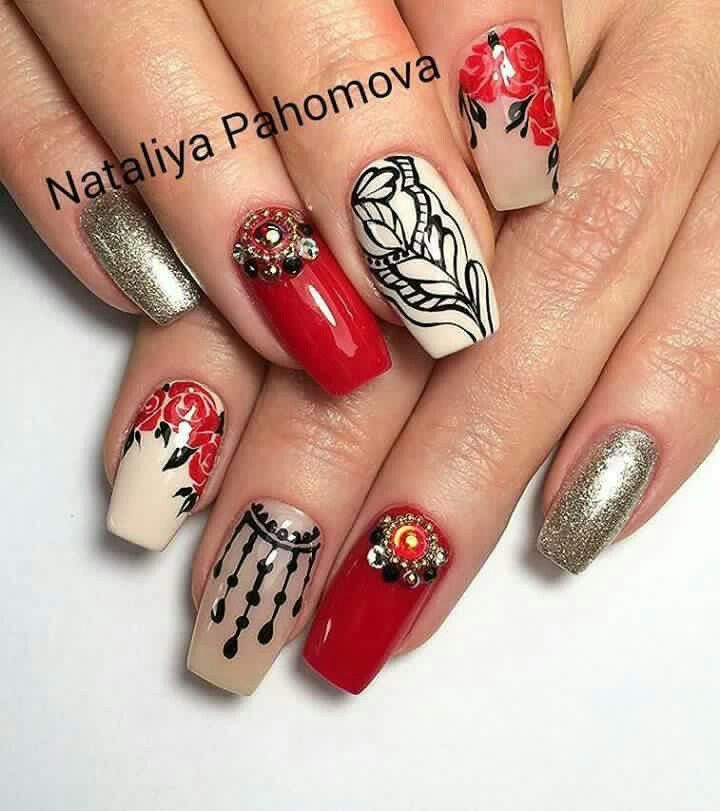 10 best NATALIYA PAHOMOVA images on Pinterest | Nail designs, Ps and ...