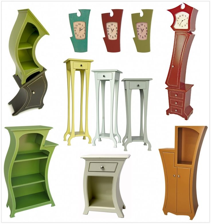 Alice in wonderland furniture. My fave book ever!!! Love this!