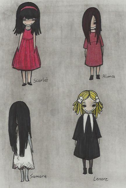 <3 love Little Lenore.