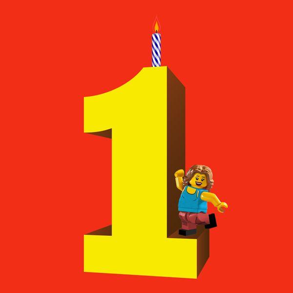 Oggi MyEgo Toys spegne la sua prima candelina! 🎂🎉 Ormai è diventato grande… si fa per dire!