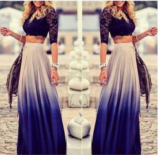 Fashion sexy lace skirts FD1213BB