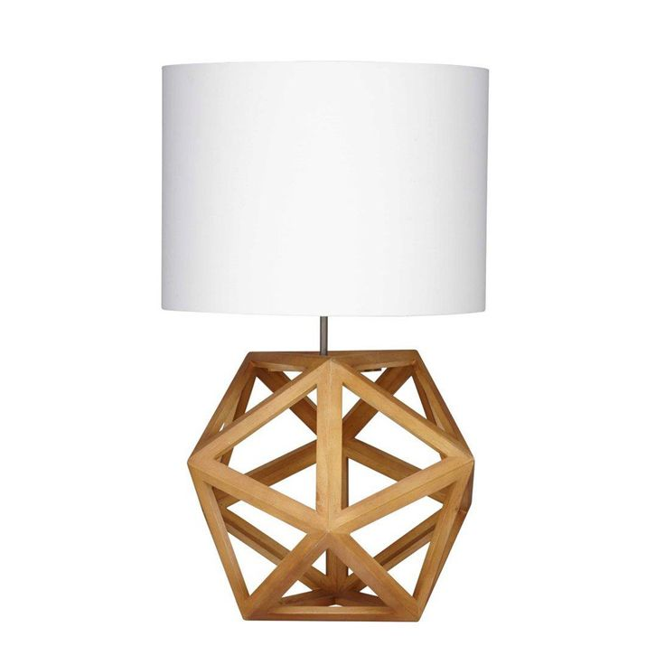 Dare Gallery - Hexagon Table Lamp, $289.00 (http://www.daregallery.com.au/hexagon-table-lamp/)