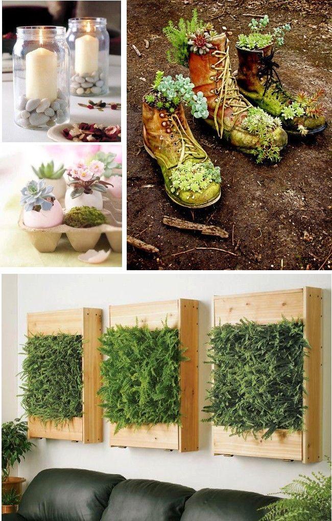 36 best ideas about azoteas verdes on pinterest gardens for Ideas para hacer un jardin en casa