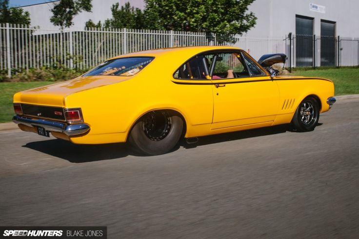 1972 Fat G Pro Street Hg Monaro Aussie Rules A Supersized