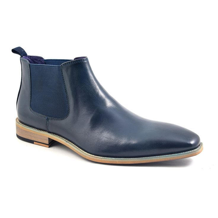 The Best Men's Shoes And Footwear :   Shop mens navy chelsea boots in leather. A versatile colour for casual or semi-formal settings. Cool nautical navy chelsea boots at just £99.95. Free del    -Read More –   - #Men'sshoes