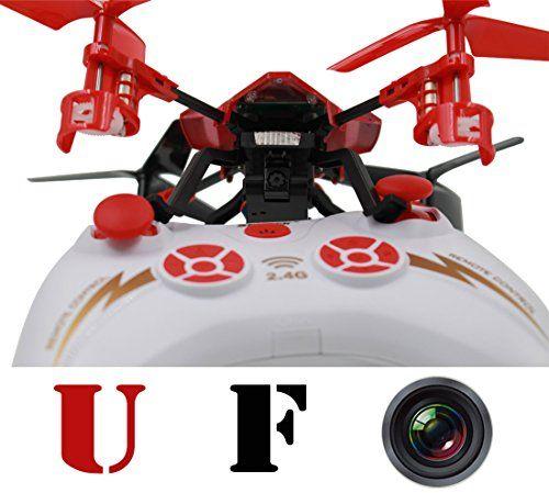 Holy Stone Mini RC Quadcopter with HD Camera Photo/Video 3D Flight & 360° Flips Aerocraft 6D-Gyro 4.5 Channel 2.4ghz Multi-Functional minitype RC Drone with 2 Speed Mode Holy Stone http://www.amazon.com/dp/B00NQVSZHU/ref=cm_sw_r_pi_dp_SZEMub1ZYKGQC