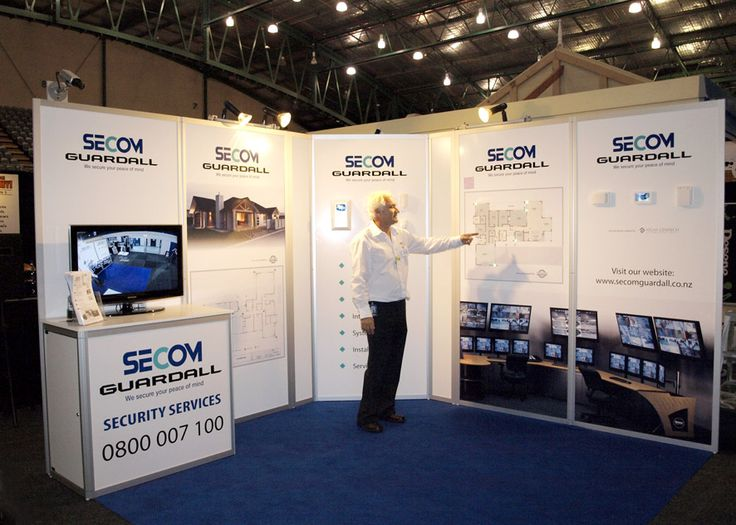 """""""Exhibition are complex representations that convey the objects,visual representations of your concept"""". We designed with produced this interactive Trade Show"""