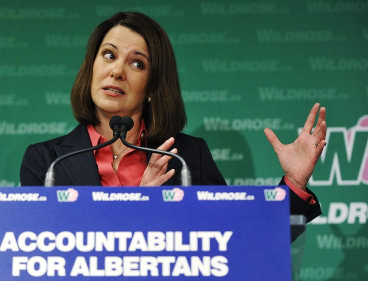 """Danielle Smith and the Wildrose """"Victory"""" - http://www.truenorthtimes.ca/2015/01/01/danielle-smith-wildrose-victory/"""