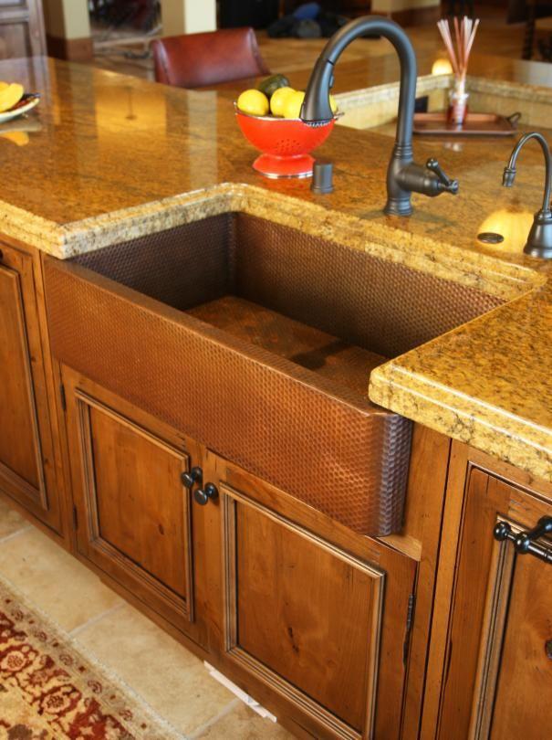Farm Sink Kitchen Cabinets