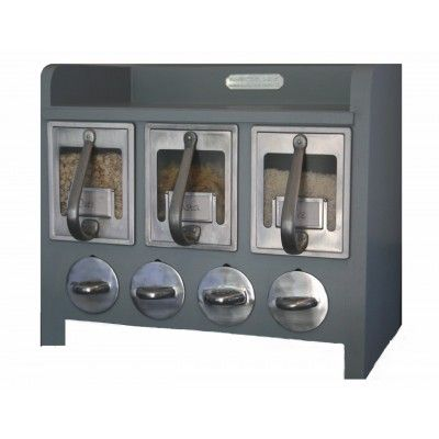Small Kitchen Cabinet with Bottles