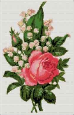 cross stitch pattern for free. .