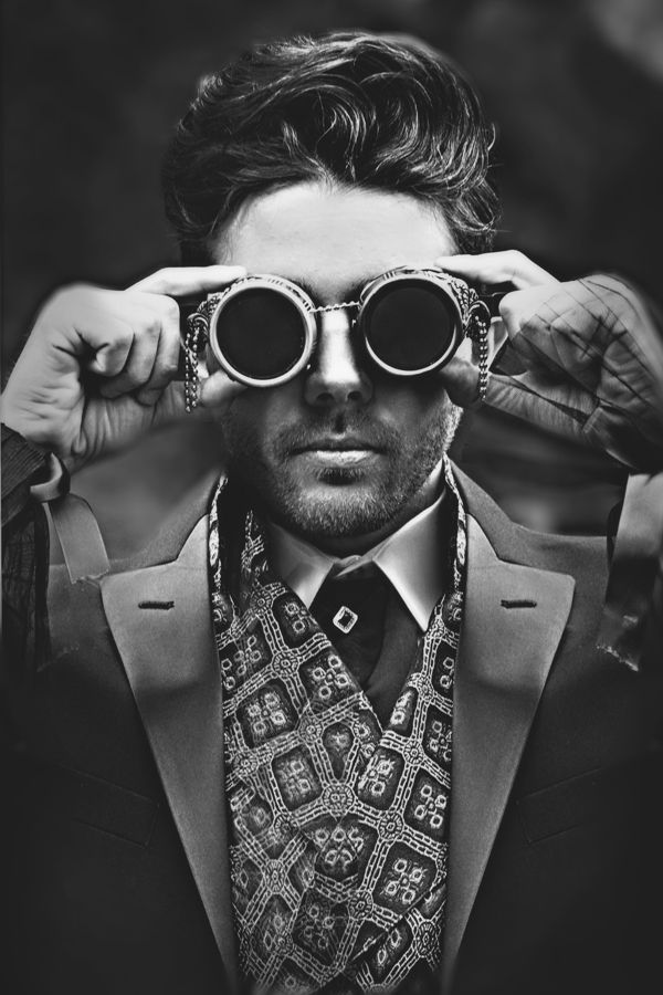 Alex Gomez Photography http://www.pinterest.com/weirdtrotters Classic distinguished high style supreme fashion! Thank you #Steampunk_Tendencies​ for Top +Google+​ and Pinterest sharing and caring. Smooth #Alex_Gomez_Photography extreme skill and talent! Shine on champions!