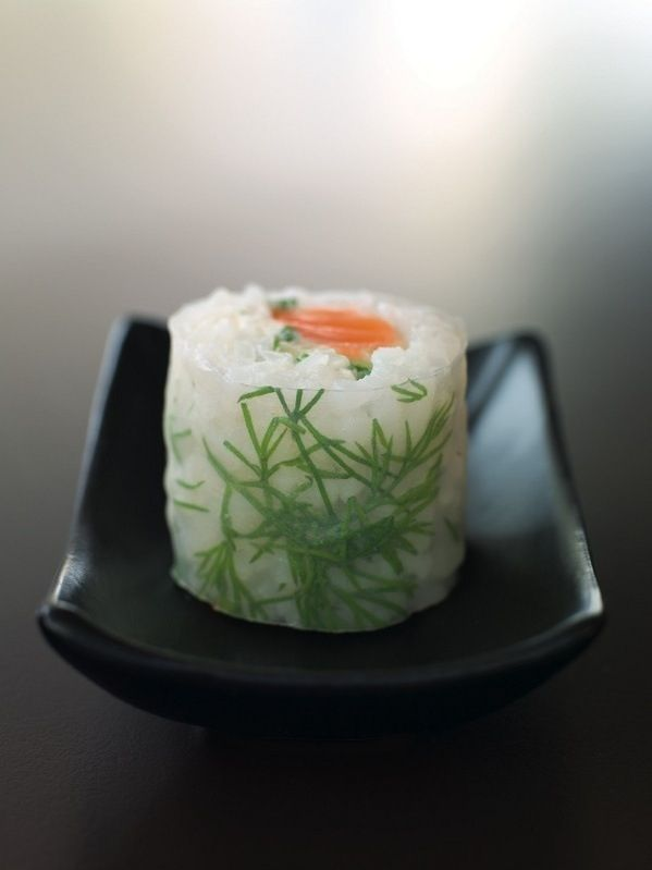 Now THIS kind of sushi art is actually attainable!