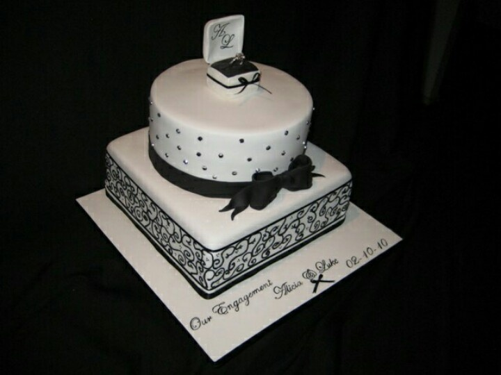 Potential  Engagement cake...
