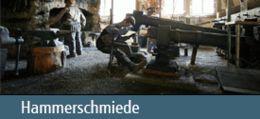 Historische Hammerschmiede am Blautopf