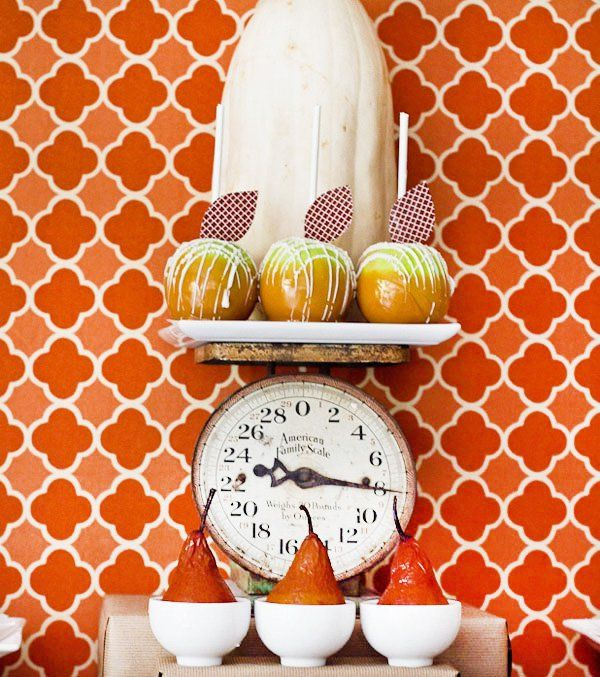 A+Modern+&+Inviting+Fall+Harvest+Party