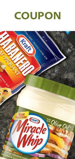 Coupons pour les fromages et les produits Kraft. http://rienquedugratuit.ca/coupons/coupons-pour-les-fromages-et-les-produits-kraft/