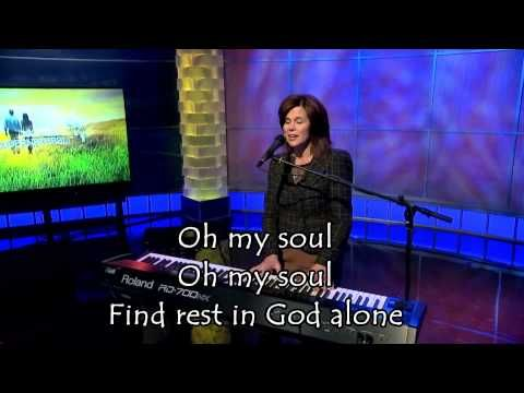 Oh My Soul - Julie True with Sid Roth (Best Worship Song) - YouTube ........ ANOTHER SONG IS ALL THAT IS WITHIN ME JULIE TRUE