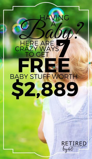 Having a baby (or already have one)? Don't miss more than $2,000 in free baby stuff for new and expectant parents. From formula to coupons, there's something for everyone.