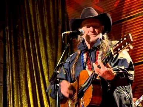 Willie Nelson -  Angel Flying too Close to the Ground (Live at Farm Aid 2008)