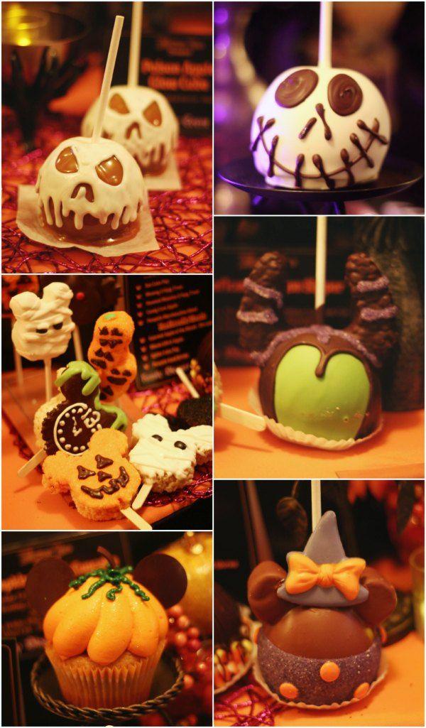 disneyland halloween treats - Disneyland Hours Halloween