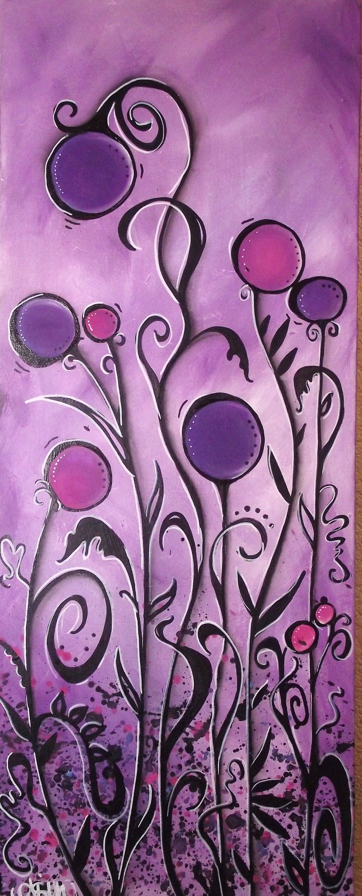 Purple Art                                                            (rePinned 091413TLK)