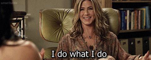 Jennifer Aniston Gave Her Half-Eaten Ice Cream Sandwich To Normals, What A Philanthropist