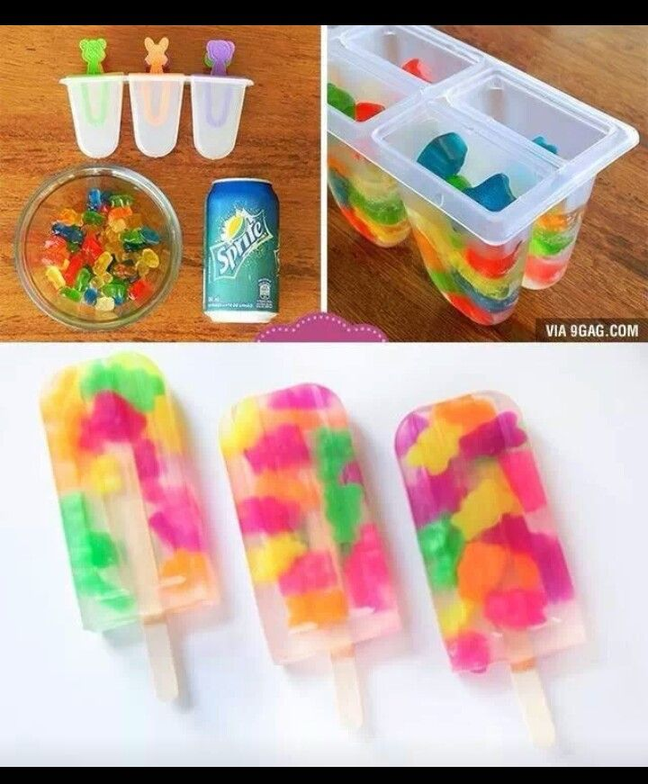 Isn't this cute? If you avoid sugar and food coloring like we do you could use Annies Organic gummy bunnies and natural soda or sparkling water