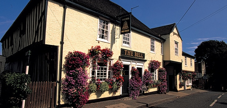 The Bell, Horndon on the Hill, Essex, England