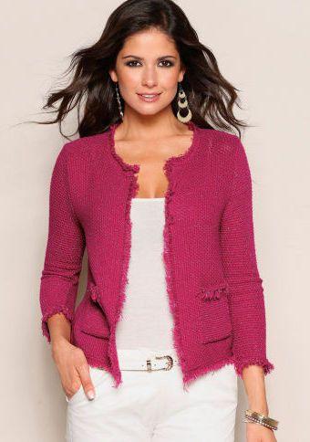 Třpytivé sako s ozdobnými třásněmi #ModinoCZ #fashion #jacket #formal #style #moda #sako #stylish